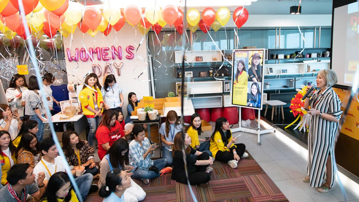 DHL Express launches DHL4Her to drive greater diversity