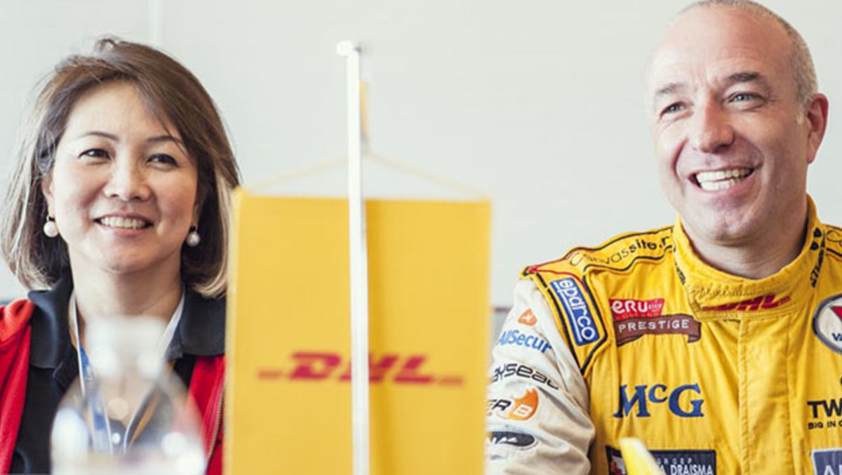 ดีเอชแอลให้บริการลอจิสติกส์การแข่งขัน FIA World Touring Car Championship