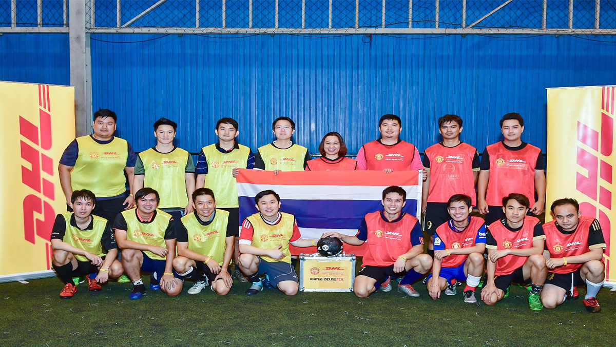 DHL Connects Football Fans with Global Campaign UNITED. DELIVERED.